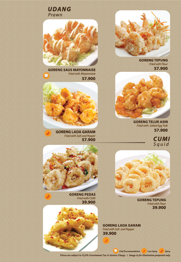 Imperial Kitchen Menu - Page 27