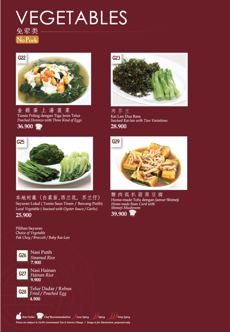 Imperial Lamian Menu - Page 18