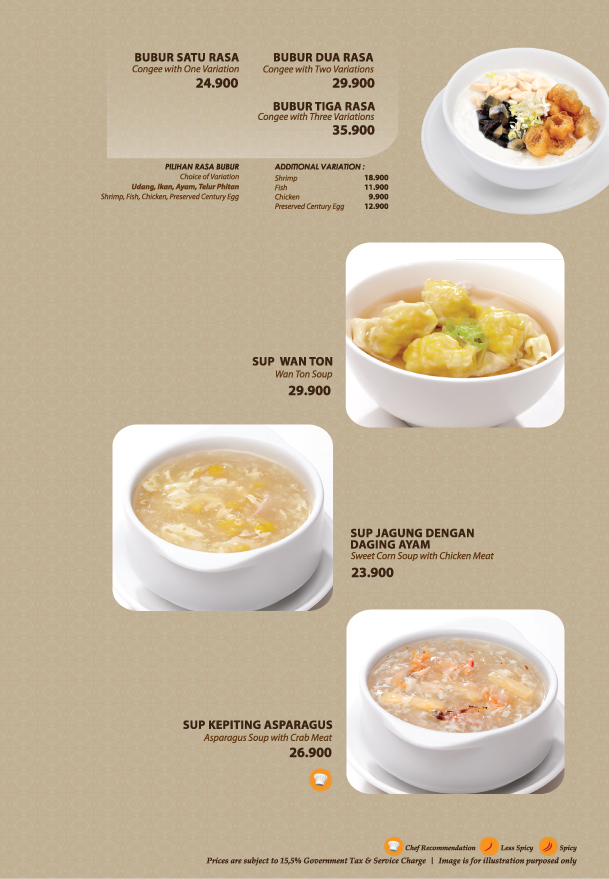 Imperial Kitchen Menu - Page 2.3