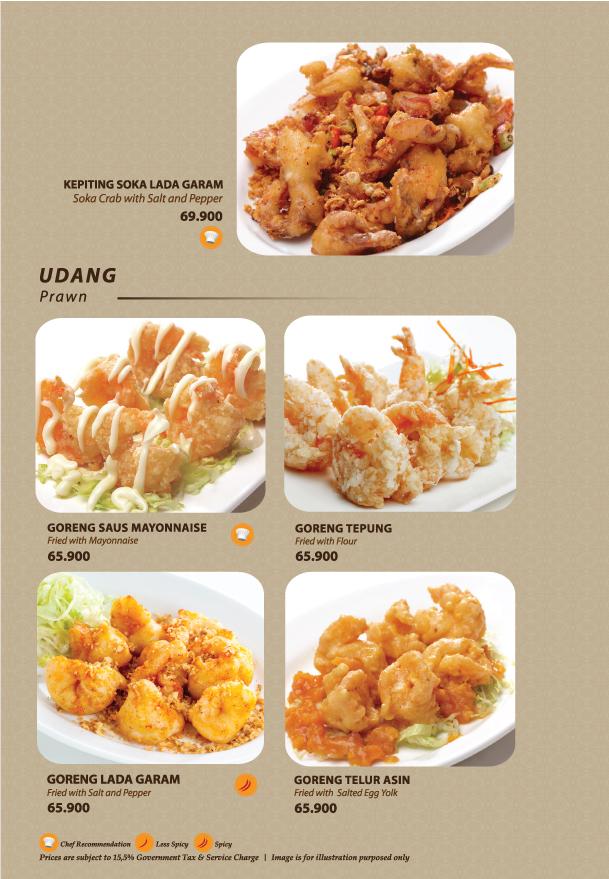 Imperial Kitchen Menu - Page 22