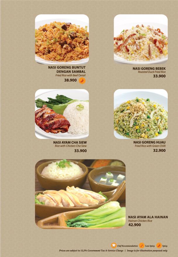 Imperial Kitchen Menu - Page 17