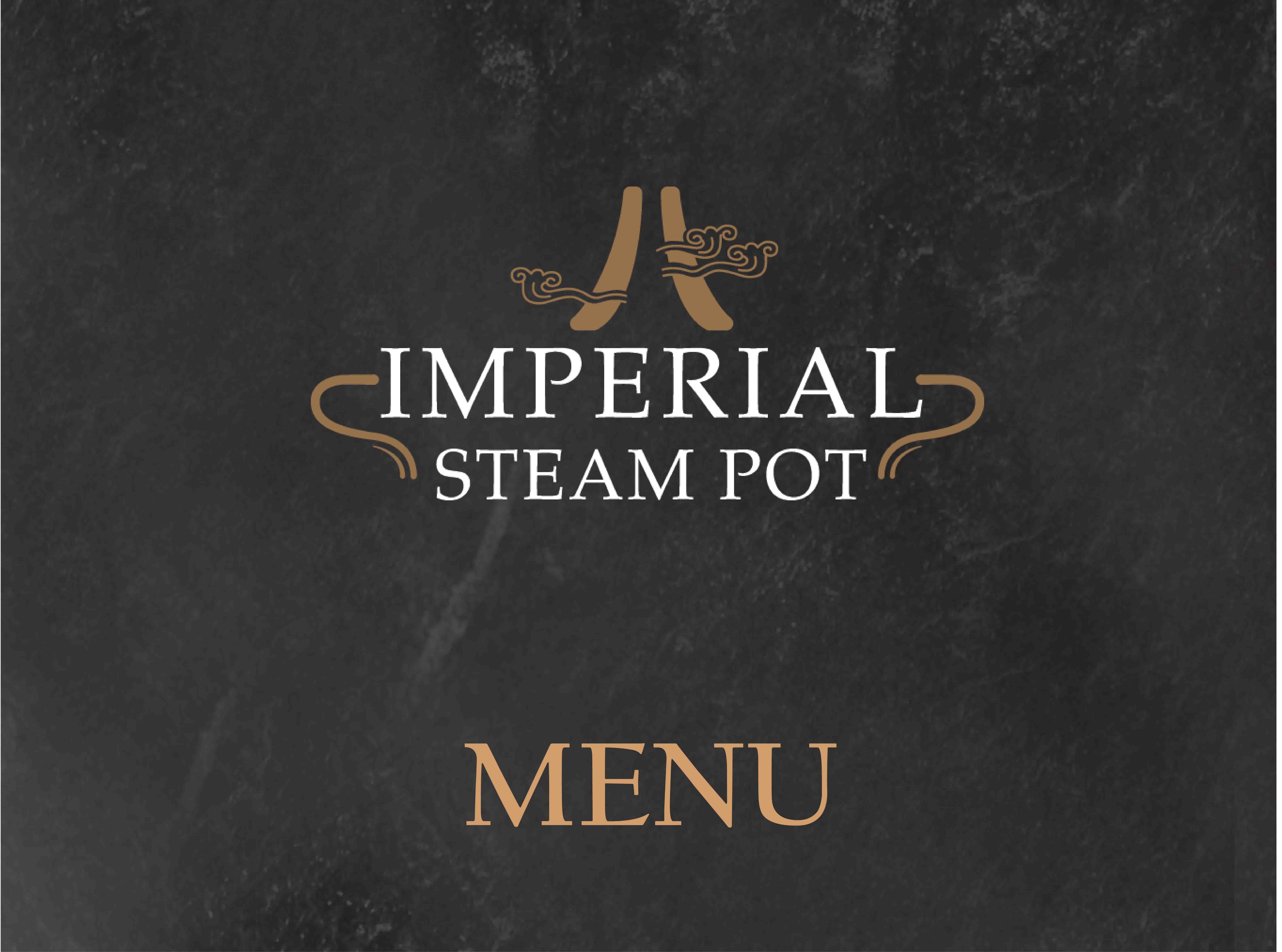 Imperial Steam pot - Page Menu 1