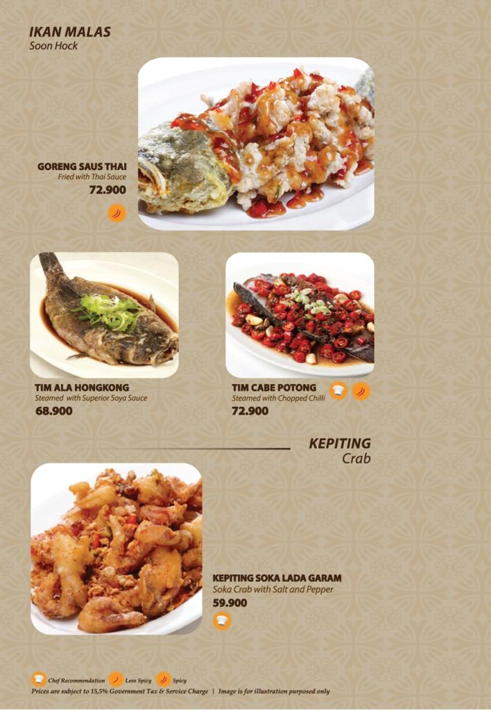 Imperial Kitchen Menu - Page 26