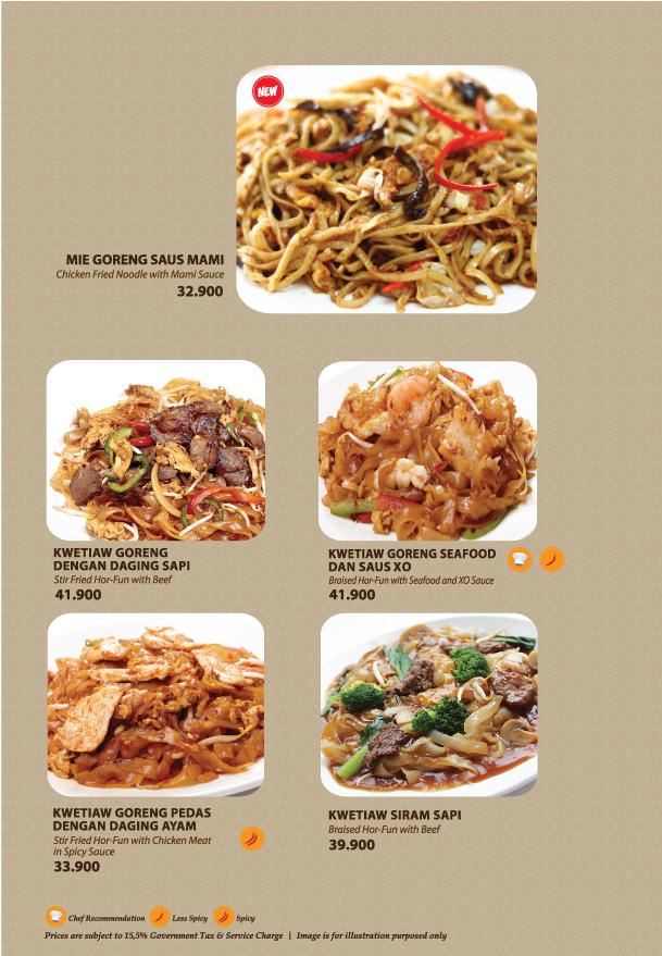 Imperial Kitchen Menu - Page 3.2