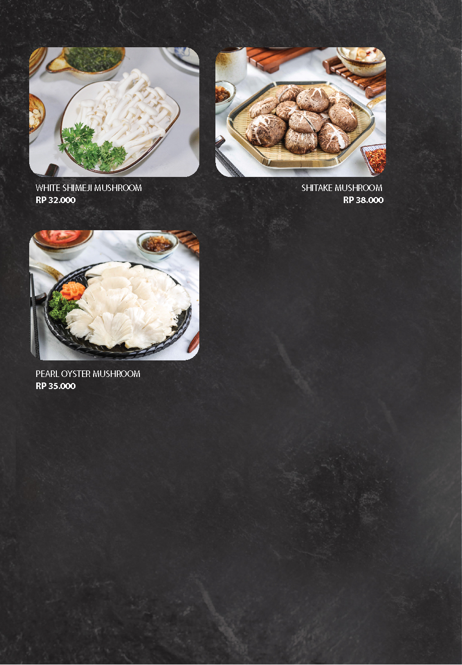 Imperial Steam pot - Page Menu 8