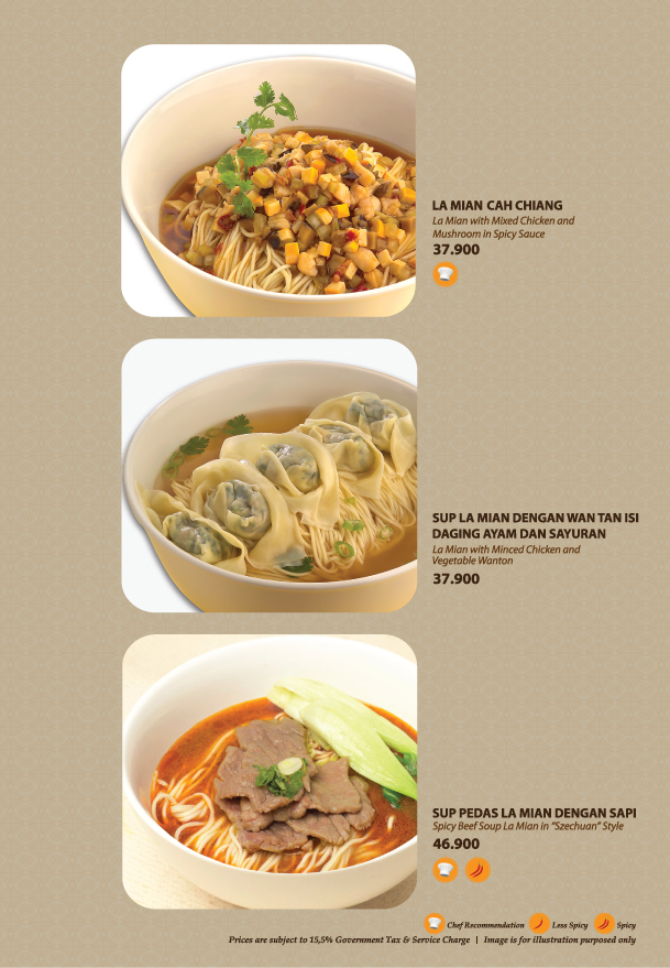 Imperial Kitchen Menu - Page 30