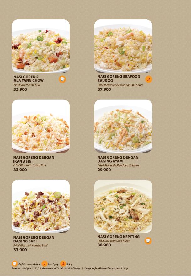 Imperial Kitchen Menu - Page 4.1