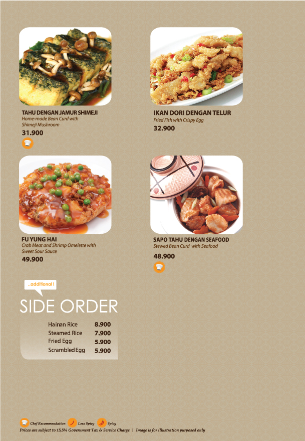Imperial Kitchen Menu - Page 20