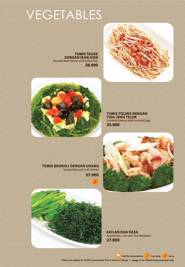 Imperial Kitchen Menu - Page 5.3