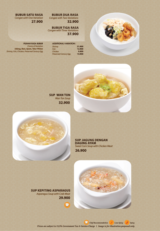 Imperial Kitchen Menu - Page 8