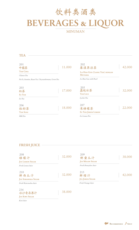 Imperial Shanghai Menu Page 30