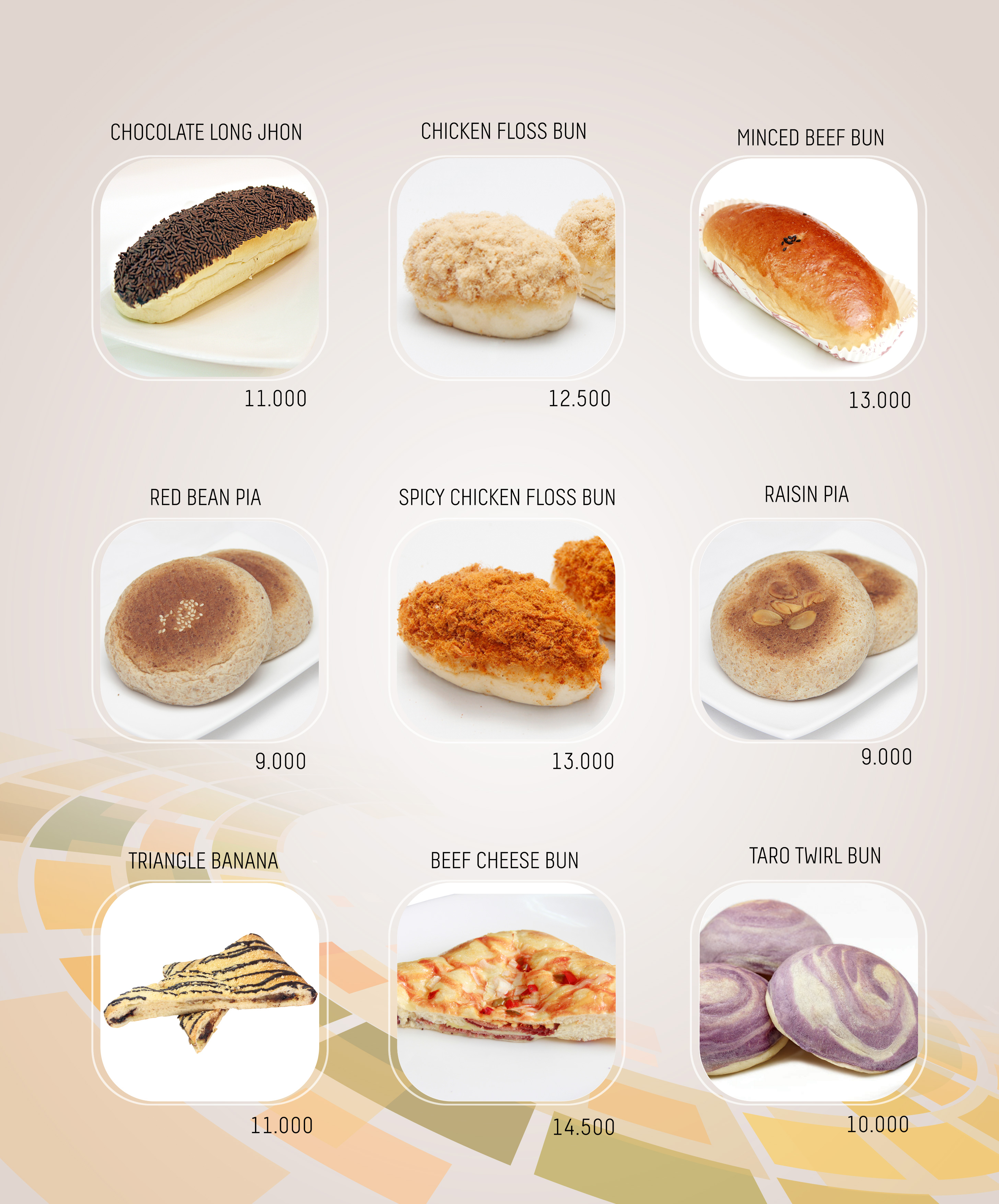 Imperial Cakery Menu - page 6