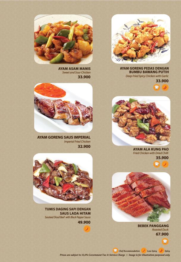 Imperial Kitchen Menu - Page 19