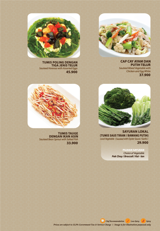 Imperial Kitchen Menu - Page 22