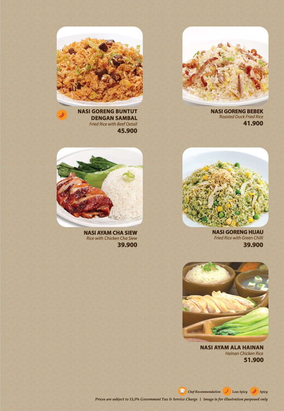 Imperial Kitchen Menu - Page 15