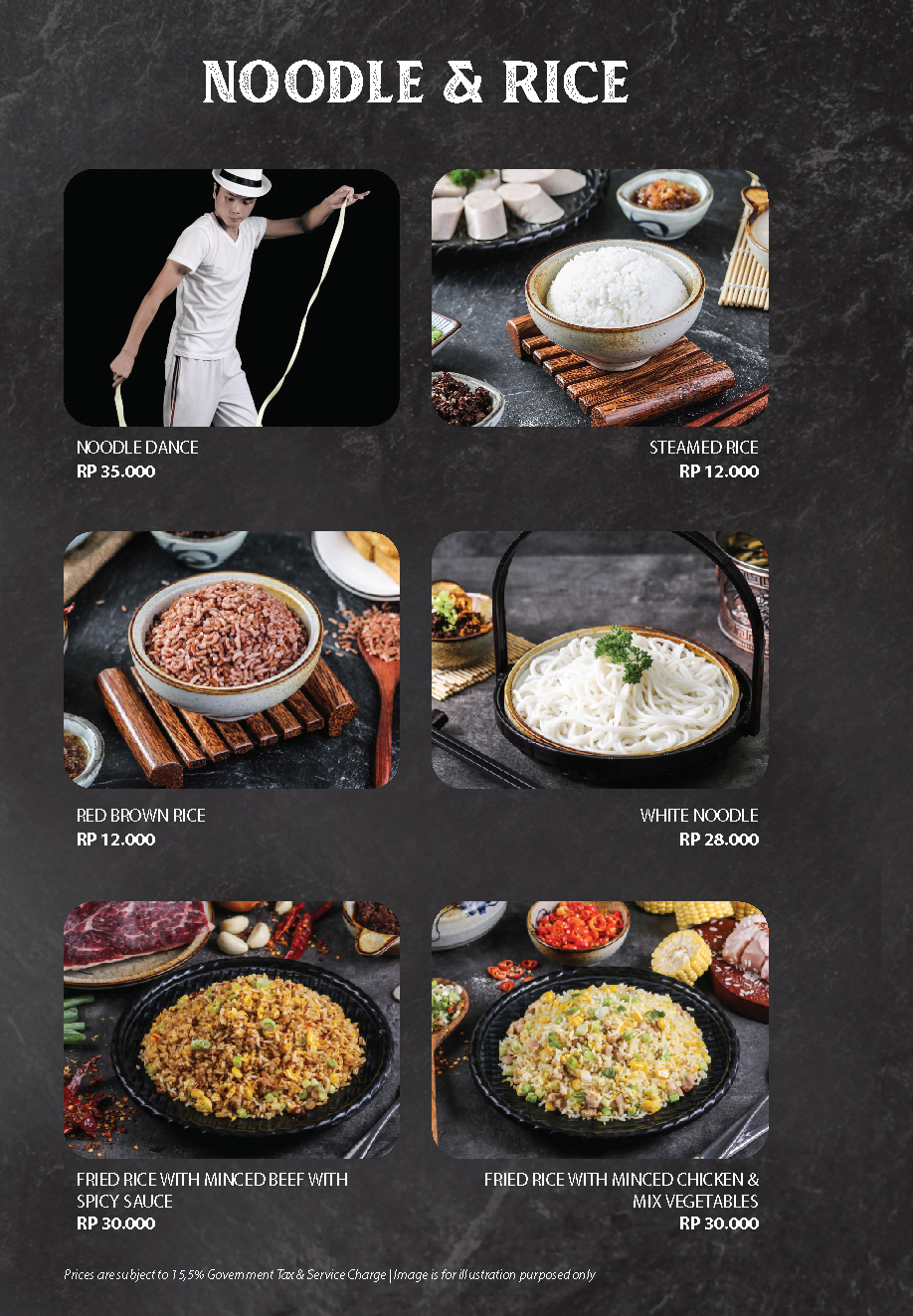 Imperial Steam pot - Page Menu 16