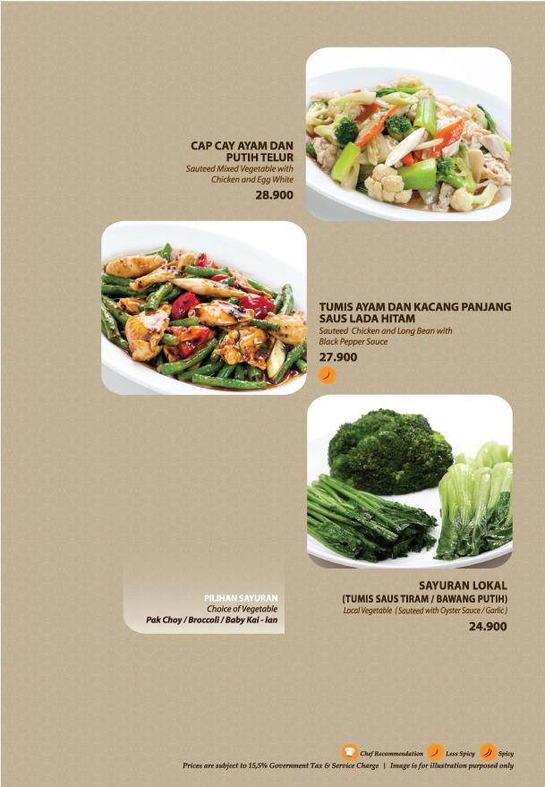 Imperial Kitchen Menu - Page 23