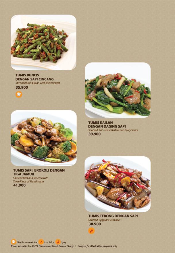 Imperial Kitchen Menu - Page 5.4