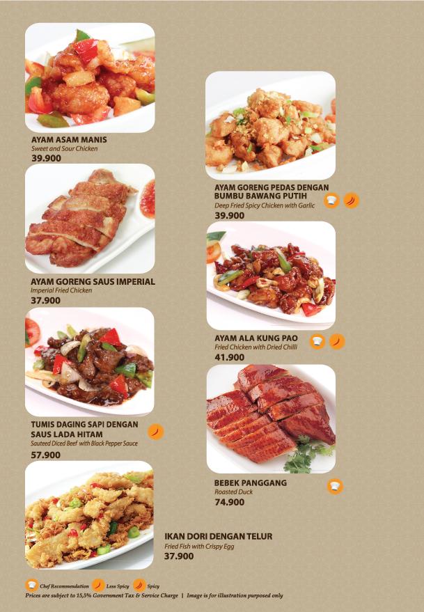 Imperial Kitchen Menu - Page 16