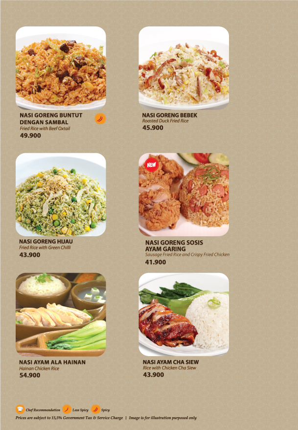 Imperial Kitchen Menu - Page 17