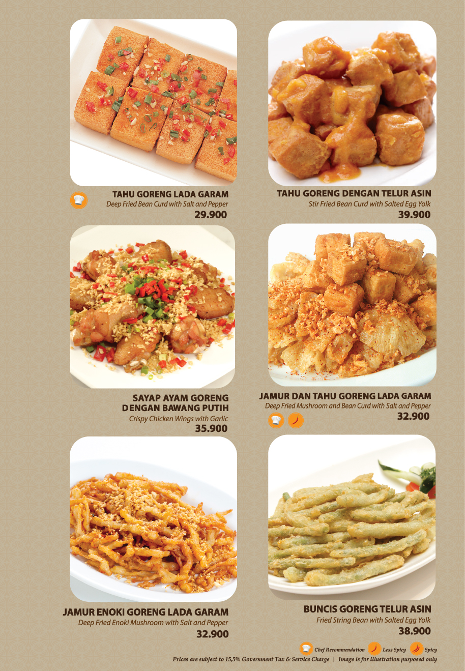 Imperial Kitchen Menu - Page 7
