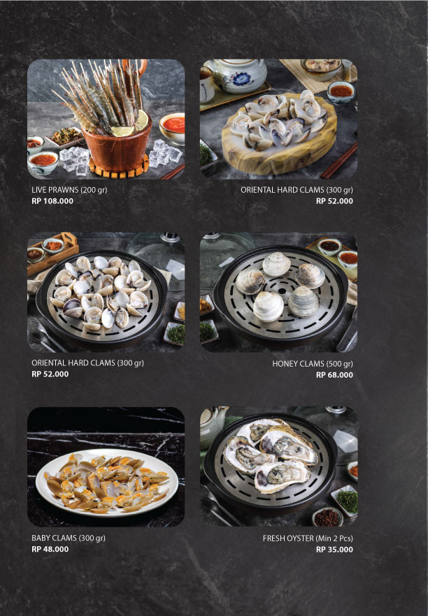 Imperial Steam pot - Page Menu 6