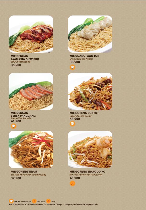 Imperial Kitchen Menu - Page 10