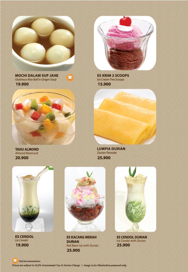 Imperial Kitchen Menu - Page 7.2