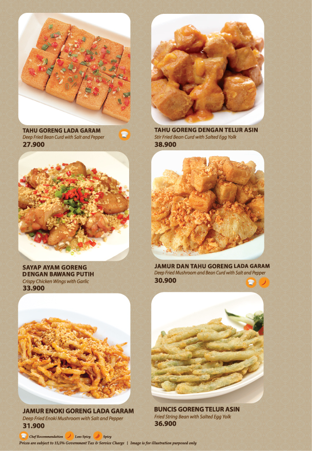 Imperial Kitchen Menu - Page 6