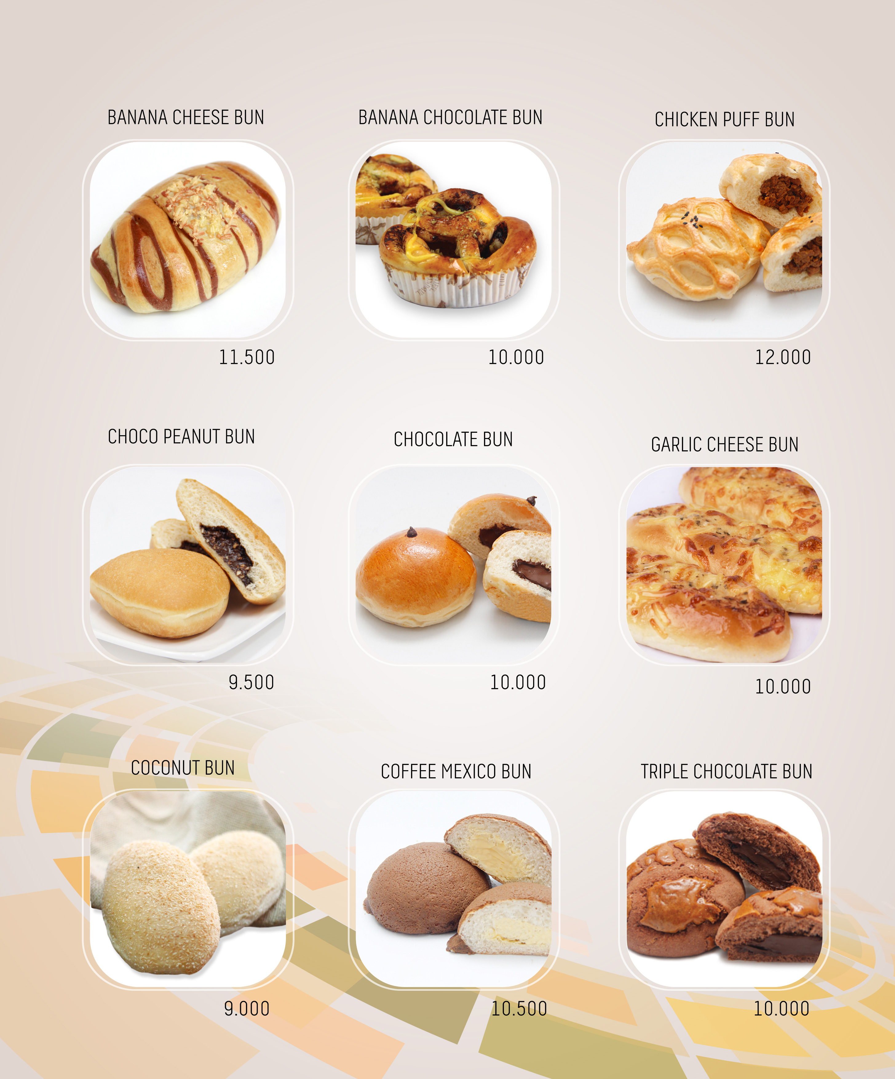 Imperial Cakery Menu - page 5