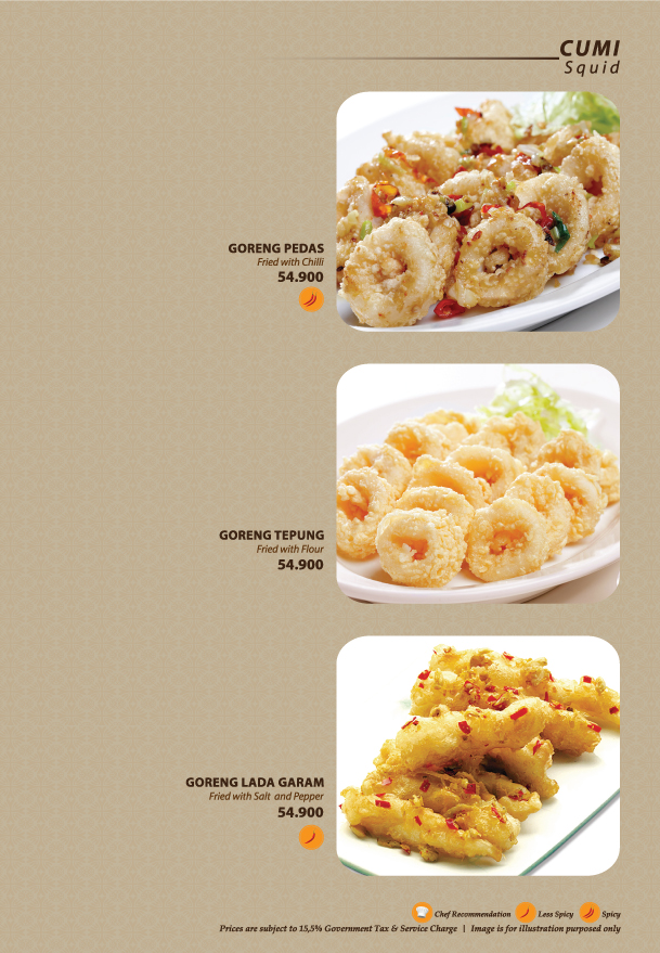 Imperial Kitchen Menu - Page 26