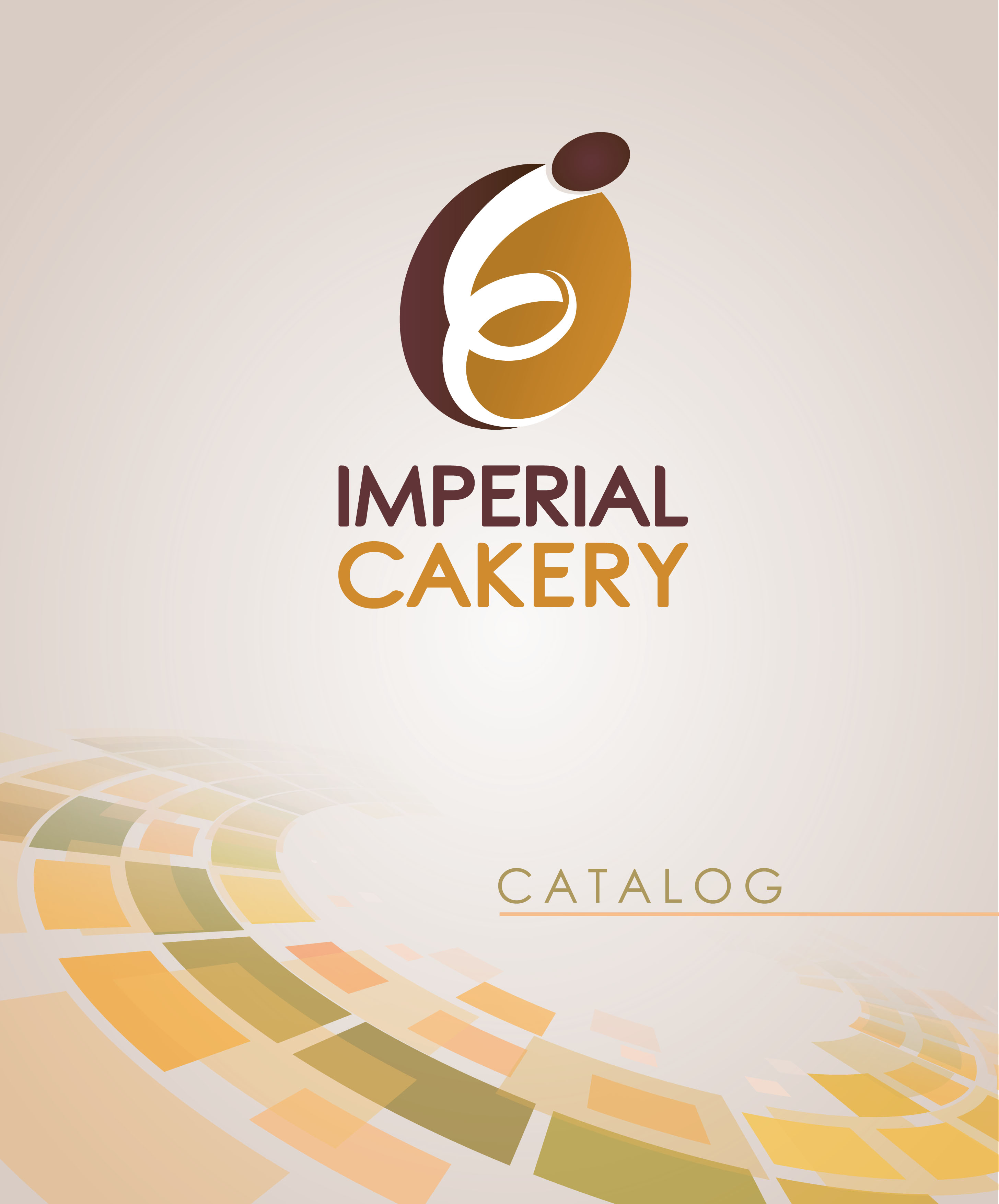 Imperial Cakery Menu - Page 1
