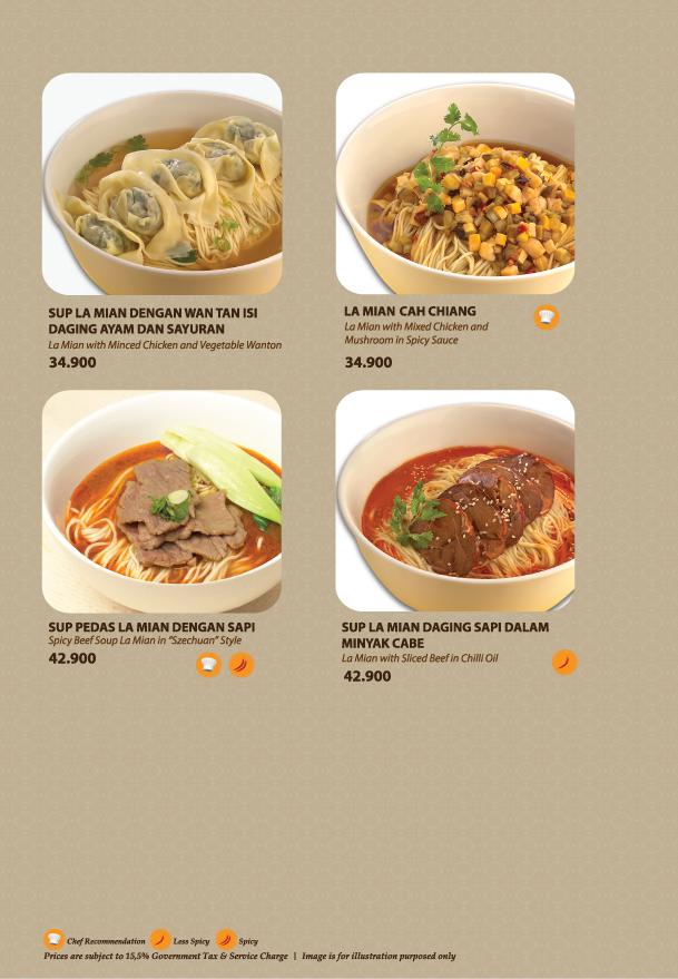 Imperial Kitchen Menu - Page 9.1