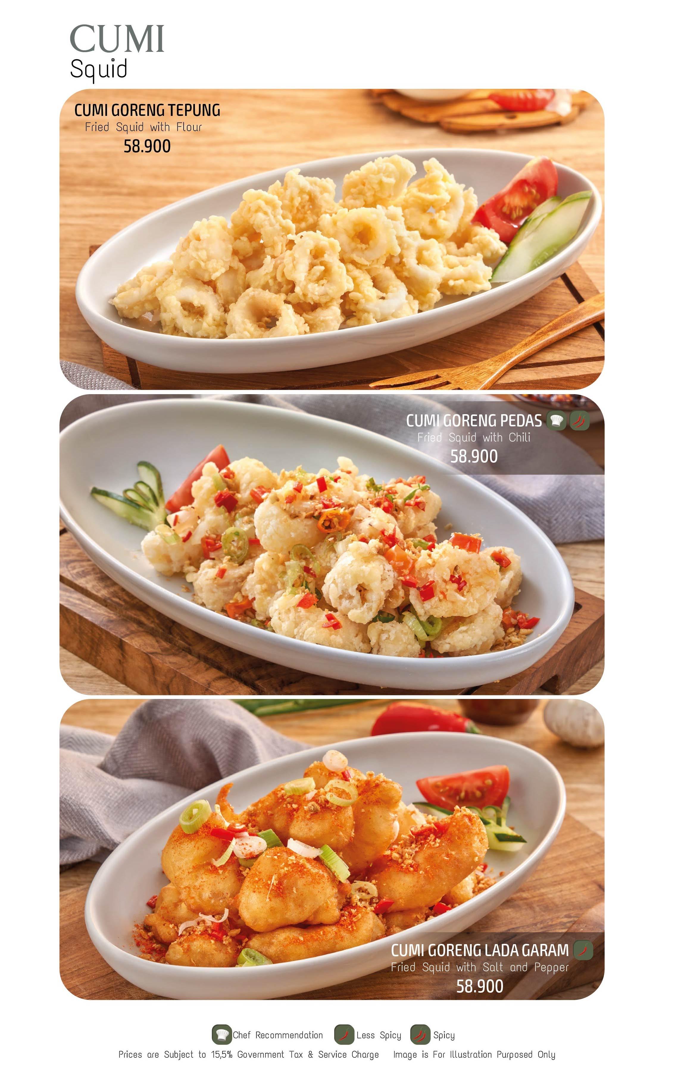 Imperial Kitchen Menu - Page 25