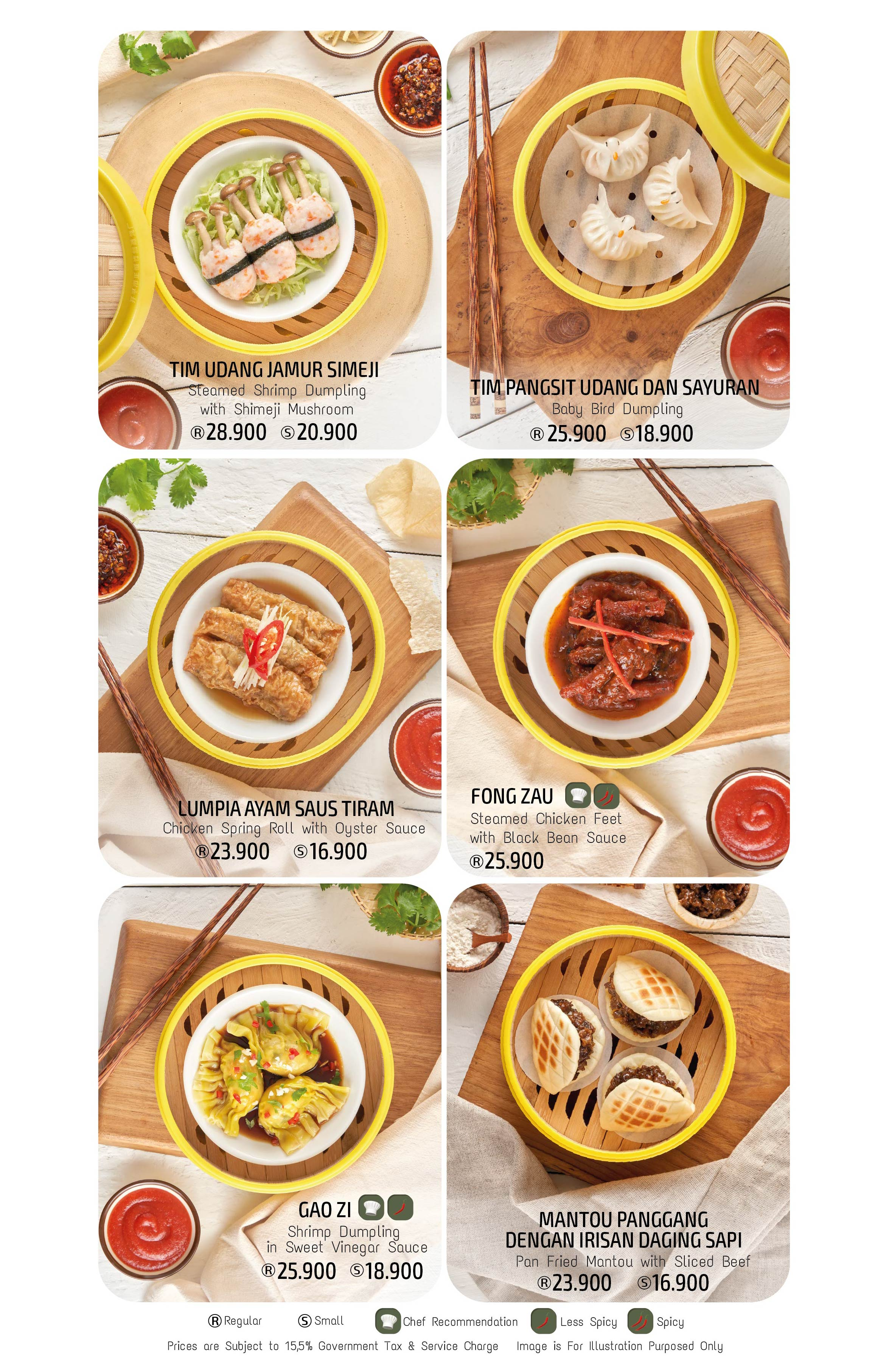 Imperial Kitchen Menu - Page 3