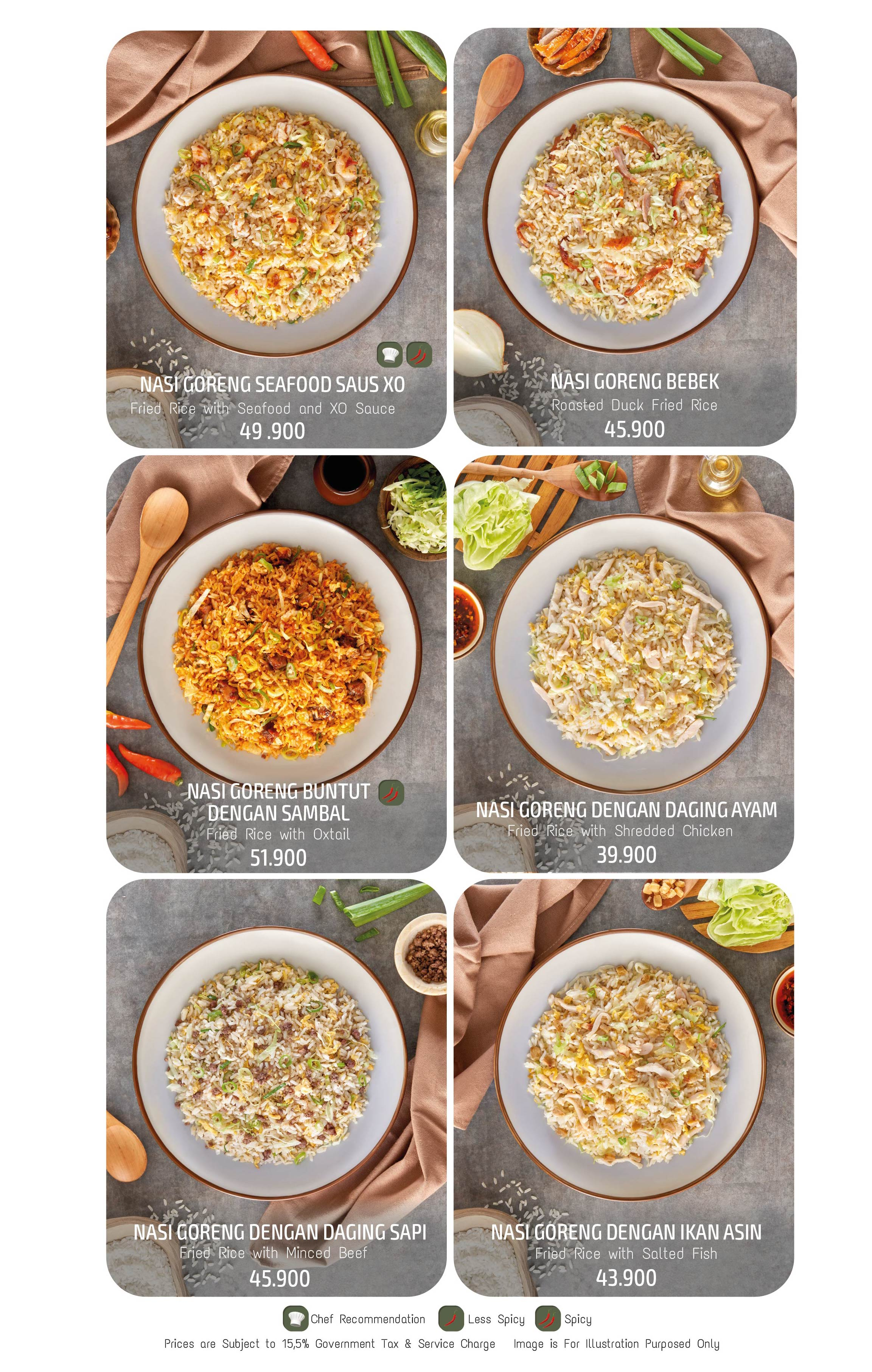 Imperial Kitchen Menu - Page 15