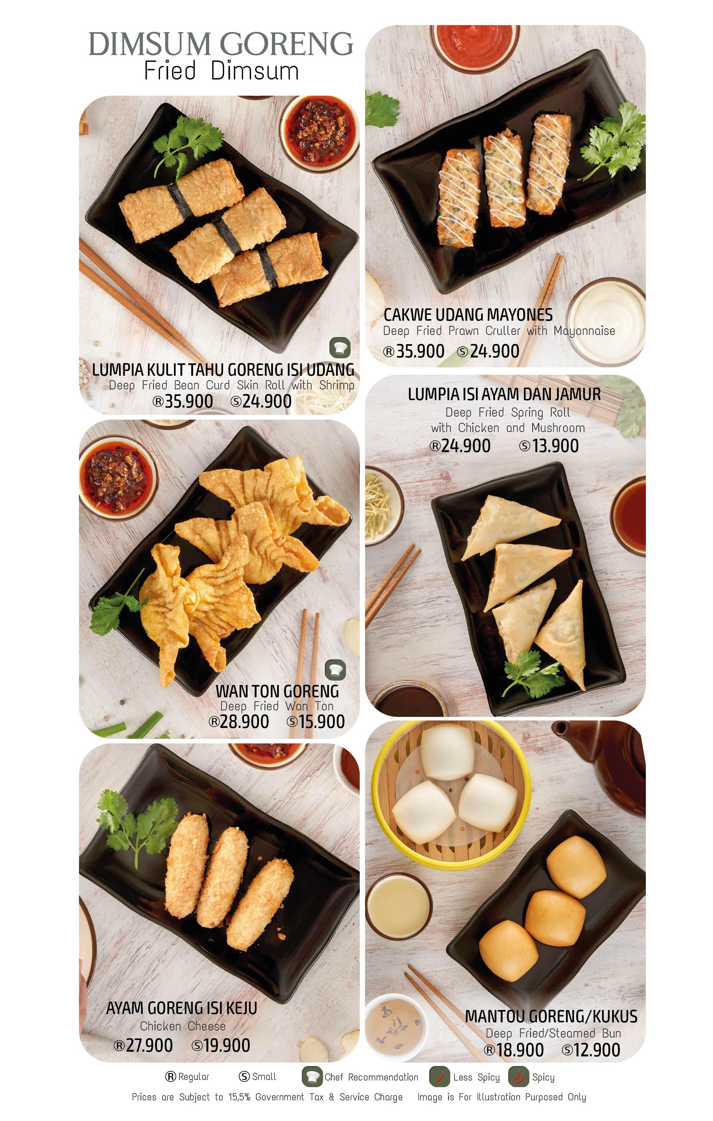 Imperial Kitchen Menu - Page 5
