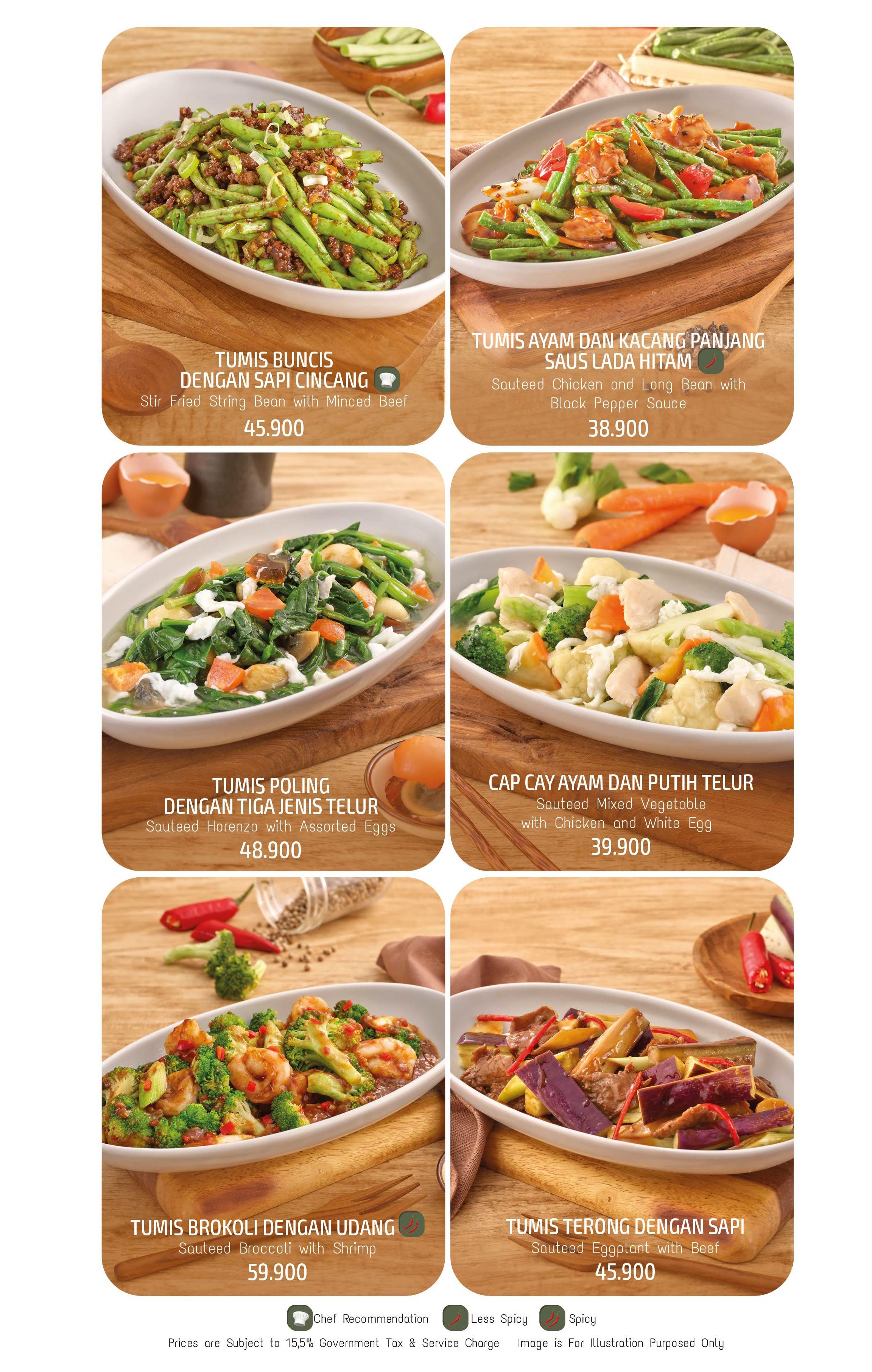 Imperial Kitchen Menu - Page 21