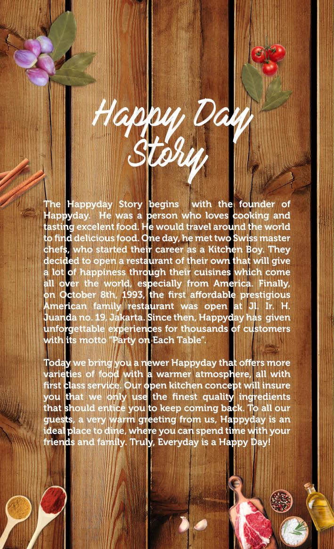 Happy Day Menu - Page 2