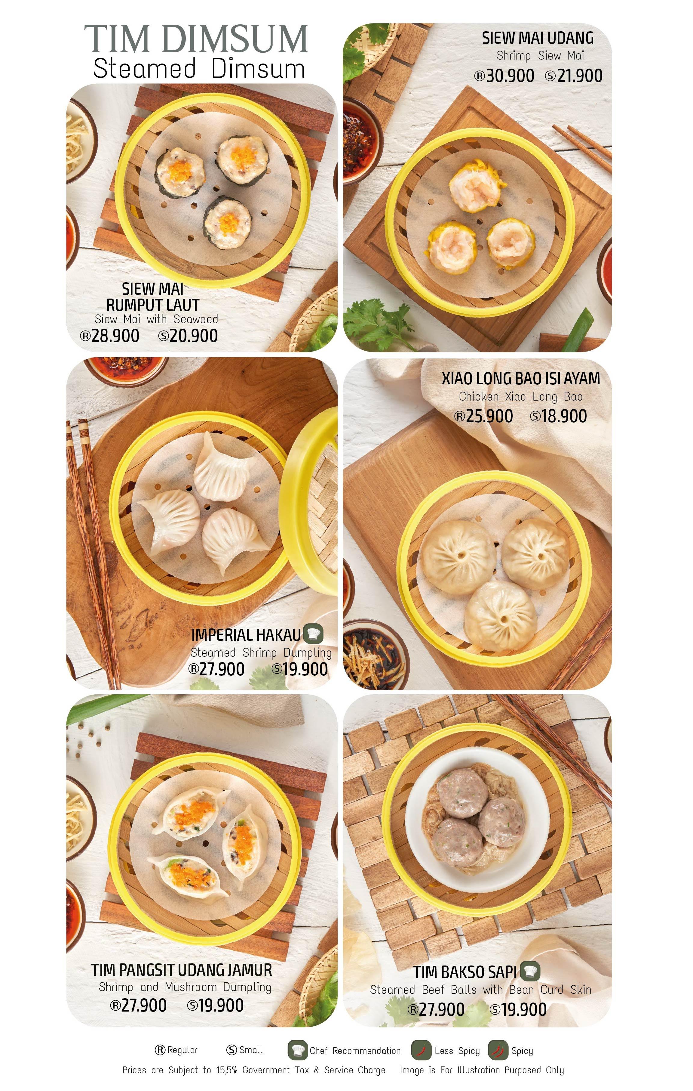 Imperial Kitchen Menu - Page 2