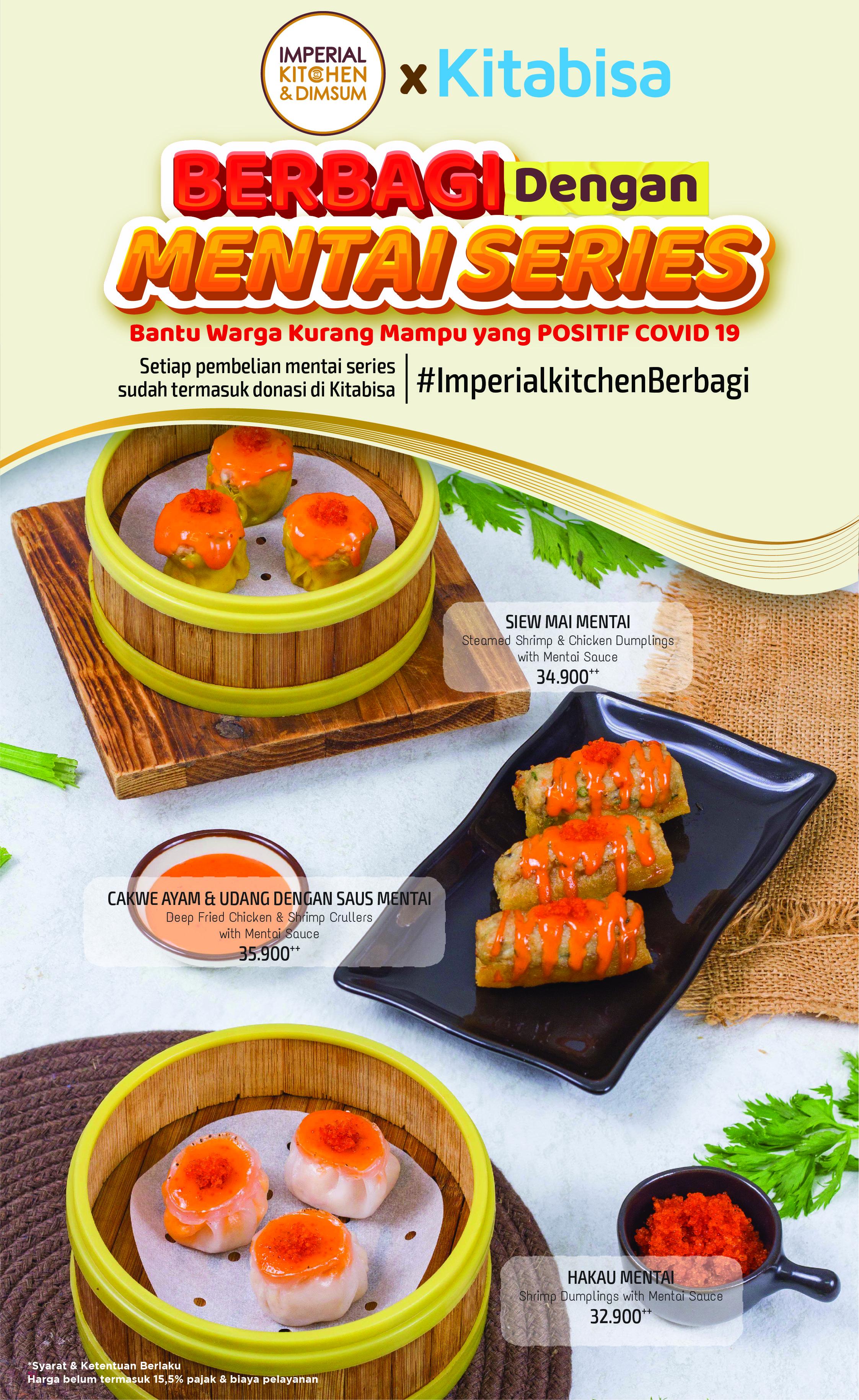 Imperial Kitchen - Mentai Series