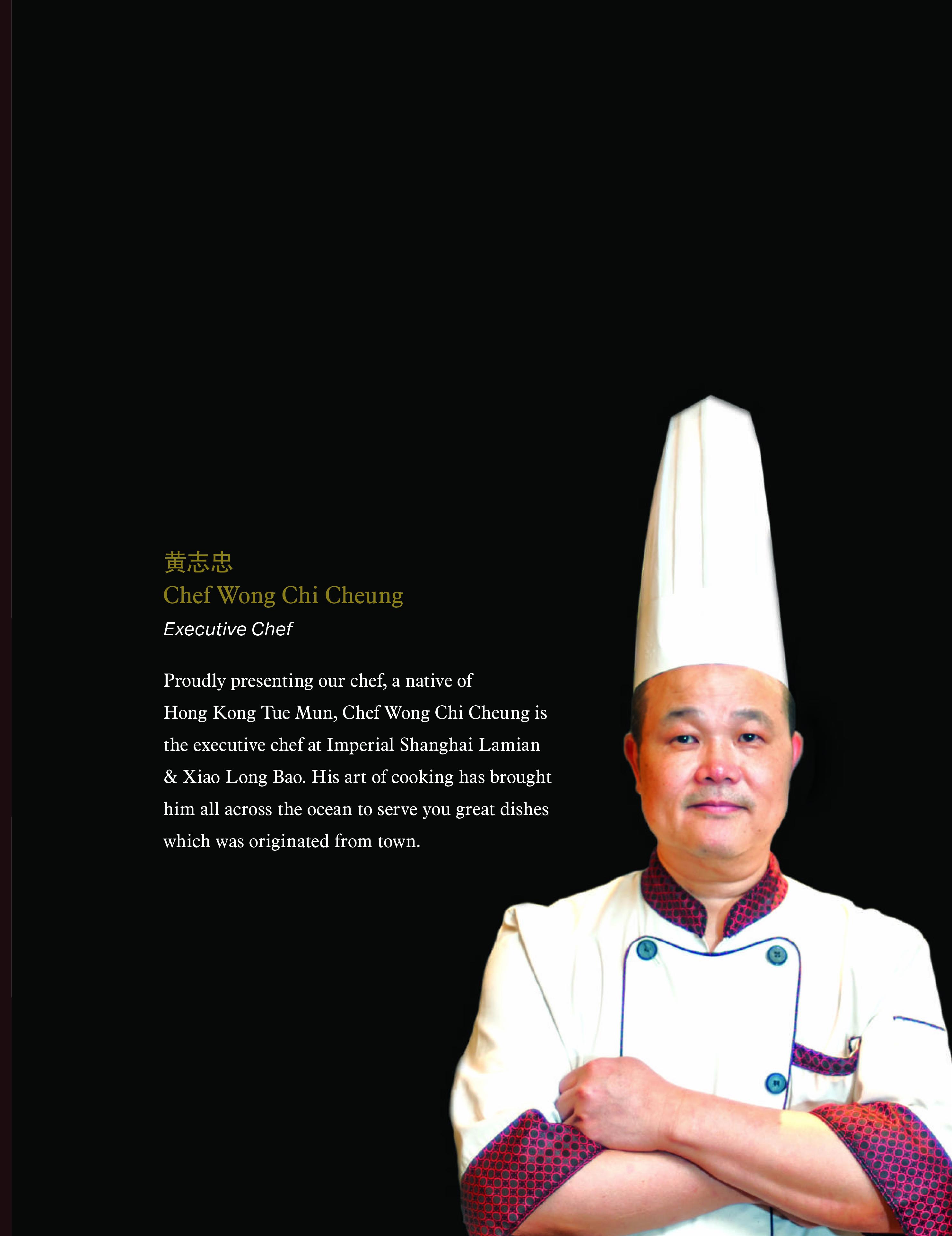 Imperial Shanghai - Chef