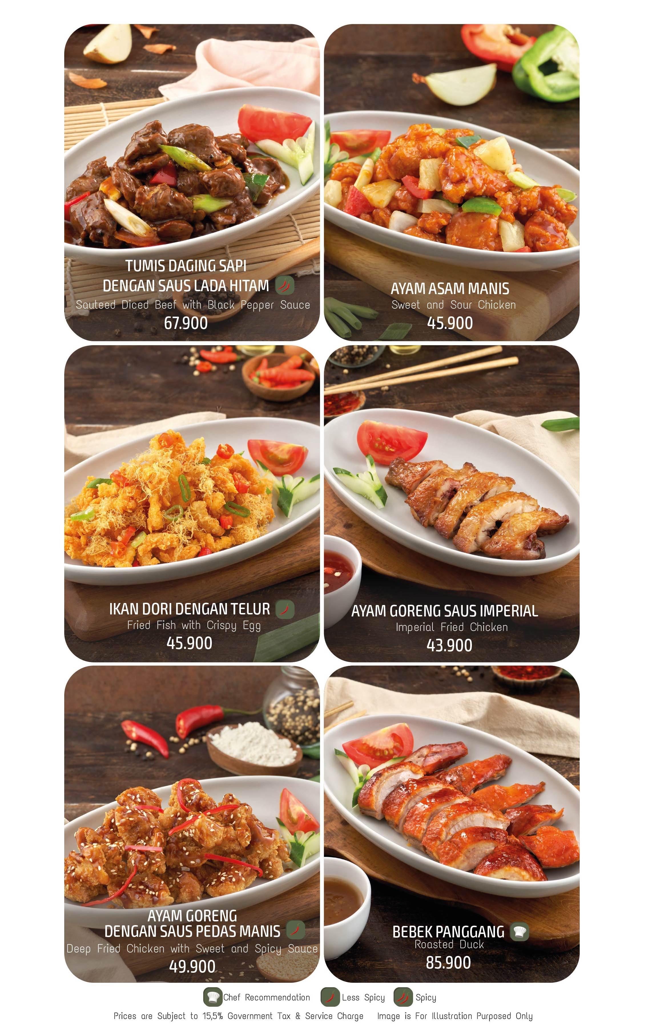 Imperial Kitchen Menu - Page 18
